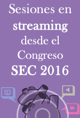Sesiones streaming