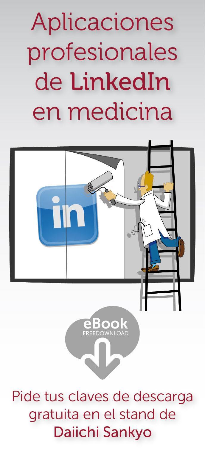 Ebook Aplicaciones profesionales de LinkedIn en medicina