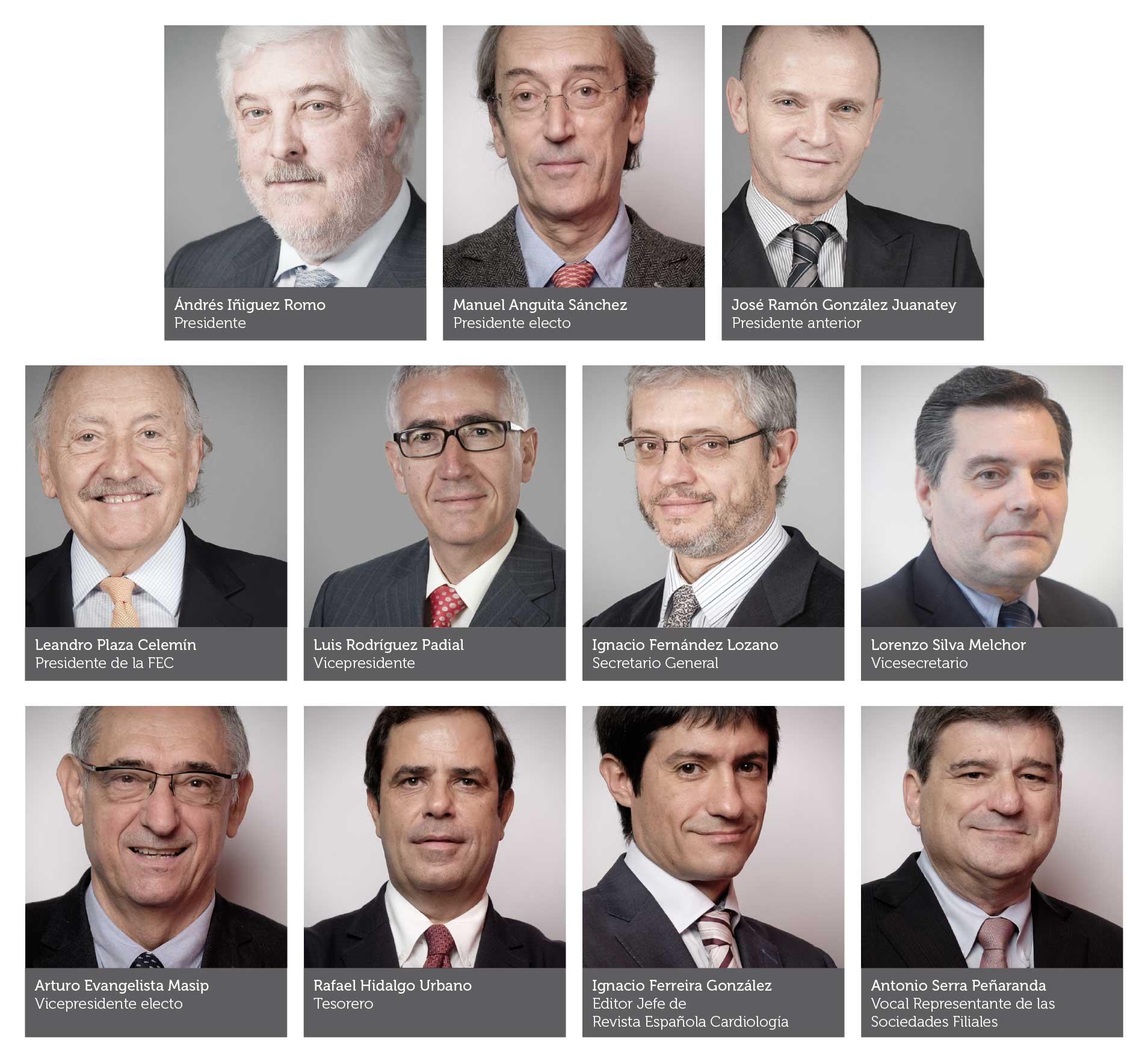 Nuevo Comité Ejecutivo