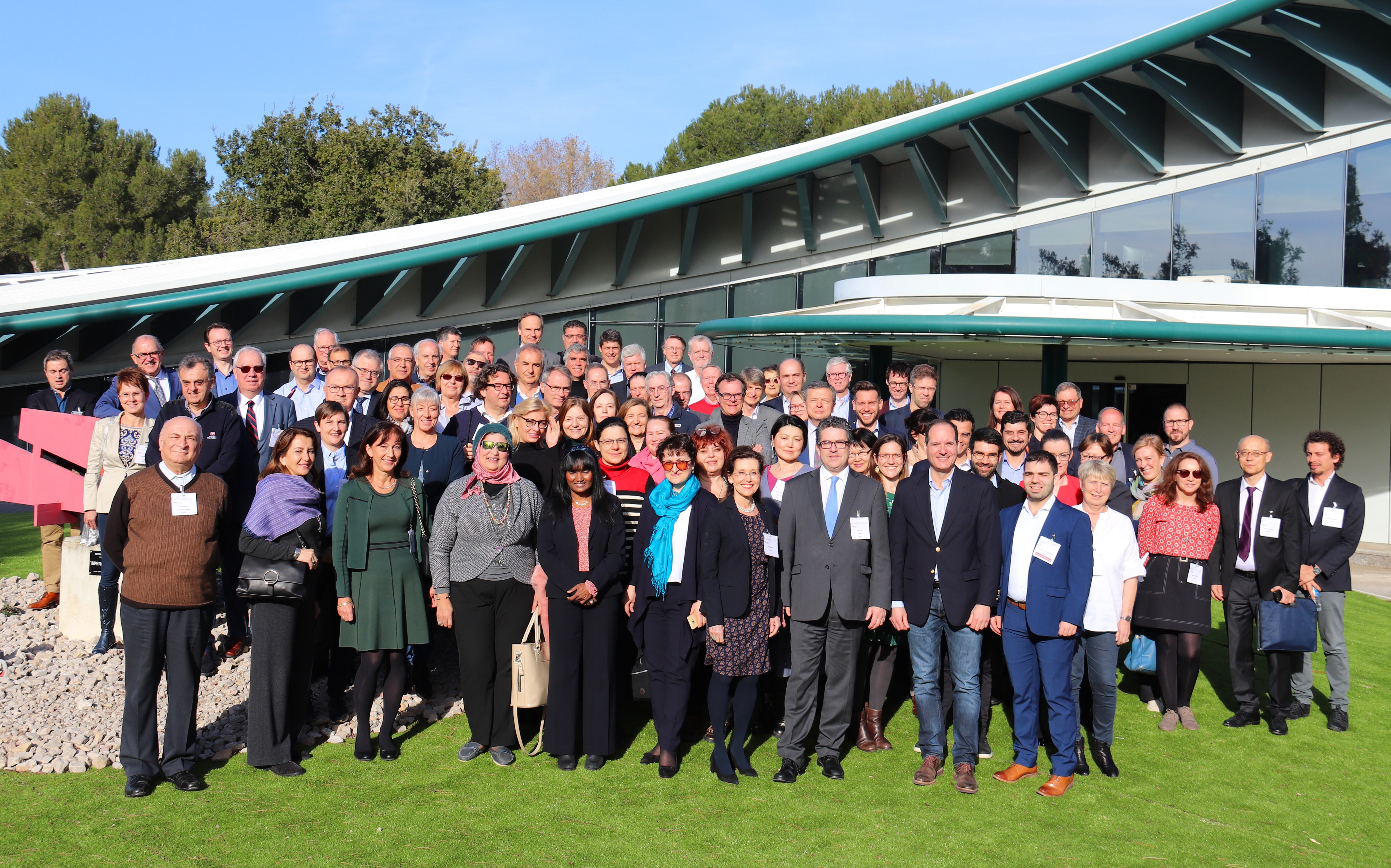 7th ESC Education Conference group picture