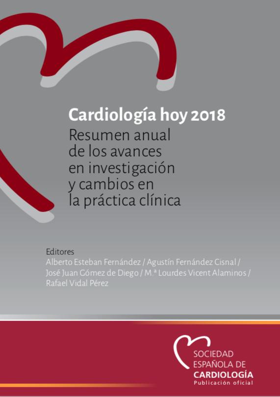 ccb43d737631a Libros en cardiología de la editorial - Sociedad Española de Cardiología