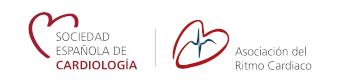 Logo Electrofisiología y Arritmias - Sociedad Español de Secardiología