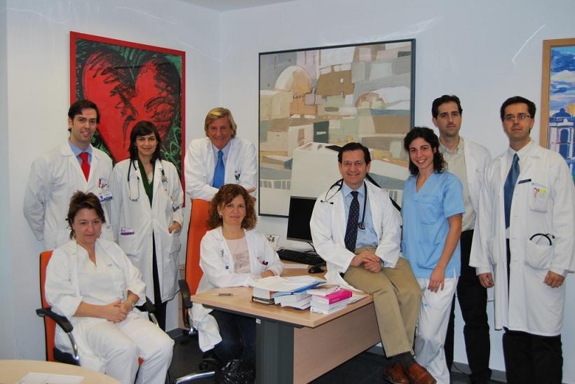 Premian la labor investigadora en cardiolog a del hospital - Hospital puerta de hierro majadahonda ...
